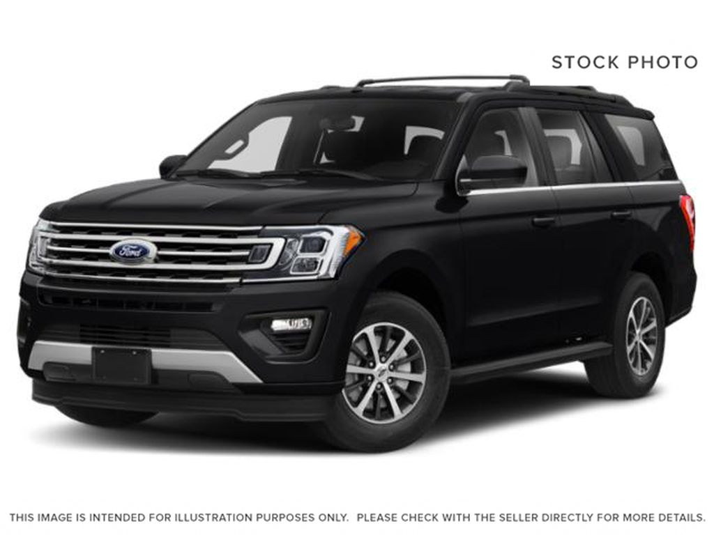 Black[Agate Black] 2019 Ford Expedition