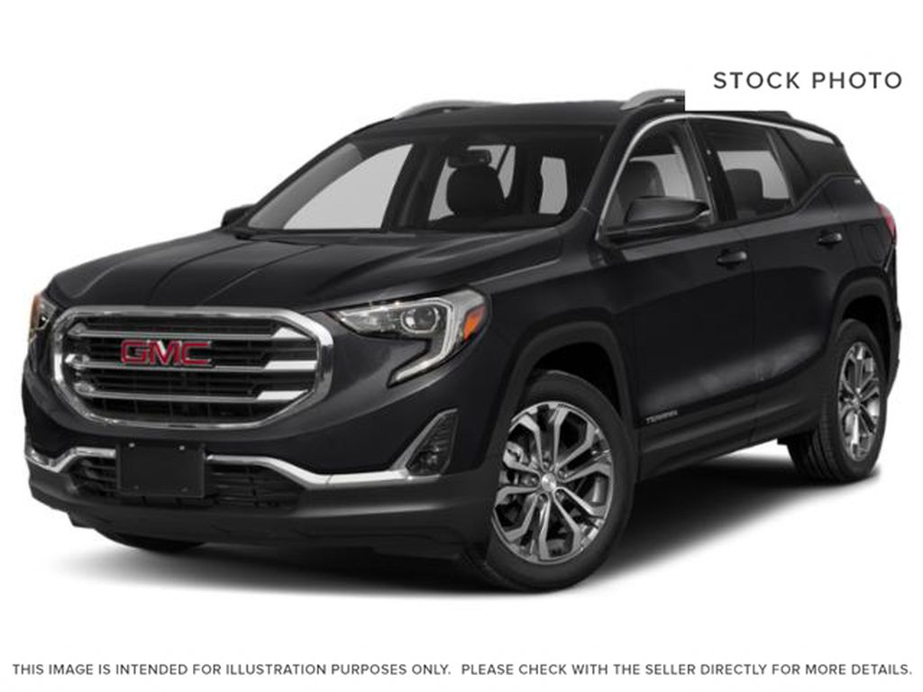 Black 2019 GMC Terrain