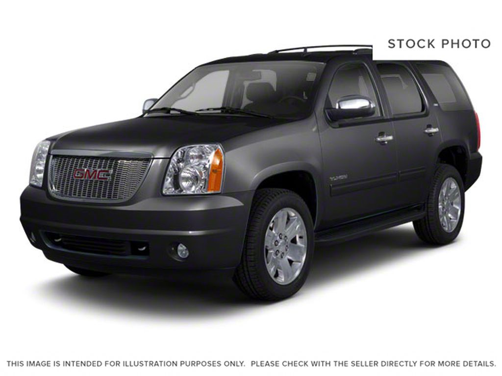Grey 2011 GMC Yukon