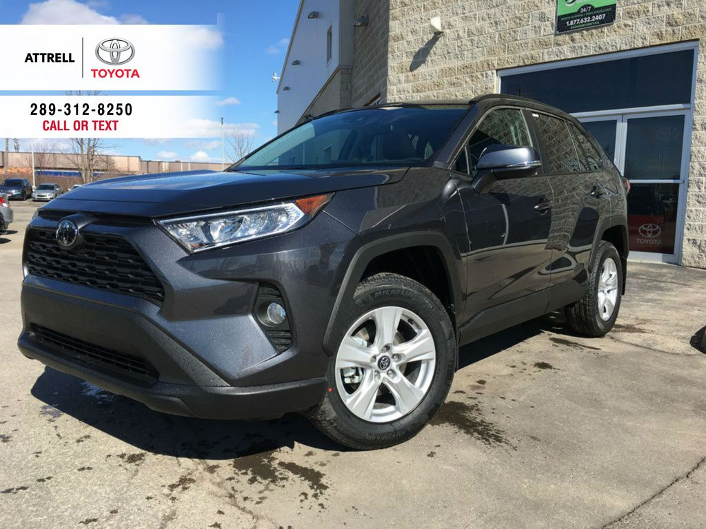 Gray[Magnetic Grey Metallic] 2021 Toyota RAV4 AWD XLE Standard Package R1RFVT AM