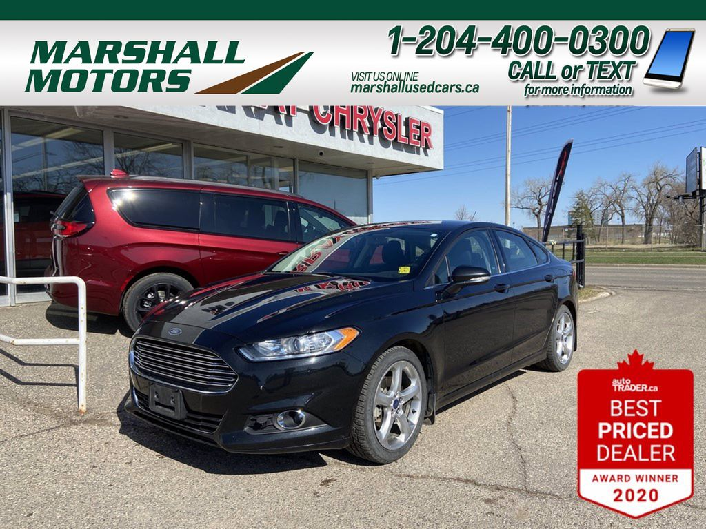 Other 2015 Ford Fusion