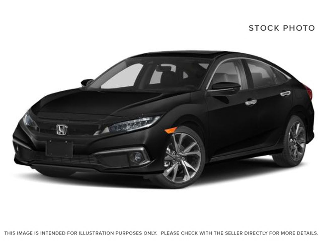 BLACK NH-731P 2021 Honda Civic Sedan