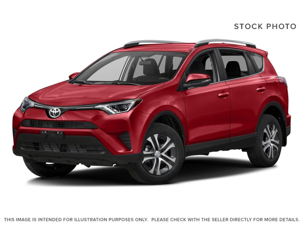 Red[Barcelona Red Metallic] 2016 Toyota RAV4