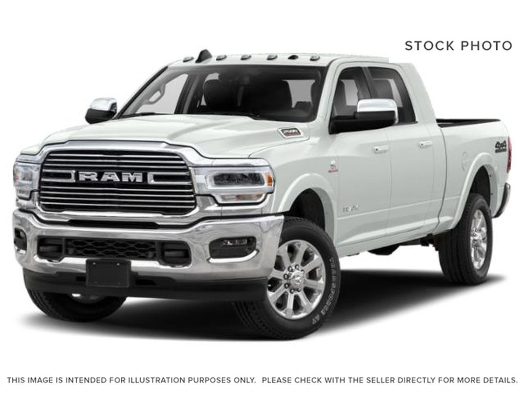 White[Bright White Clearcoat] 2021 Ram 2500