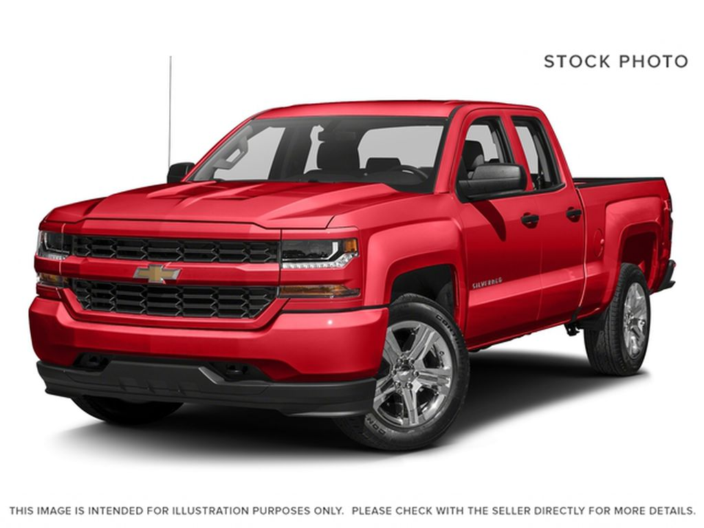 Red[Red Hot] 2016 Chevrolet Silverado 1500