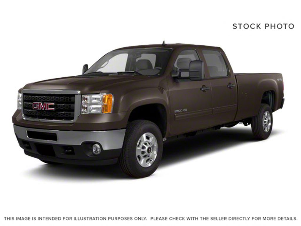 Gray[Mocha Steel Metallic] 2011 GMC Sierra 2500HD