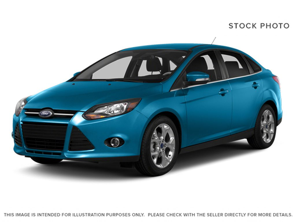 Blue[Blue Candy Tinted Clearcoat] 2014 Ford Focus
