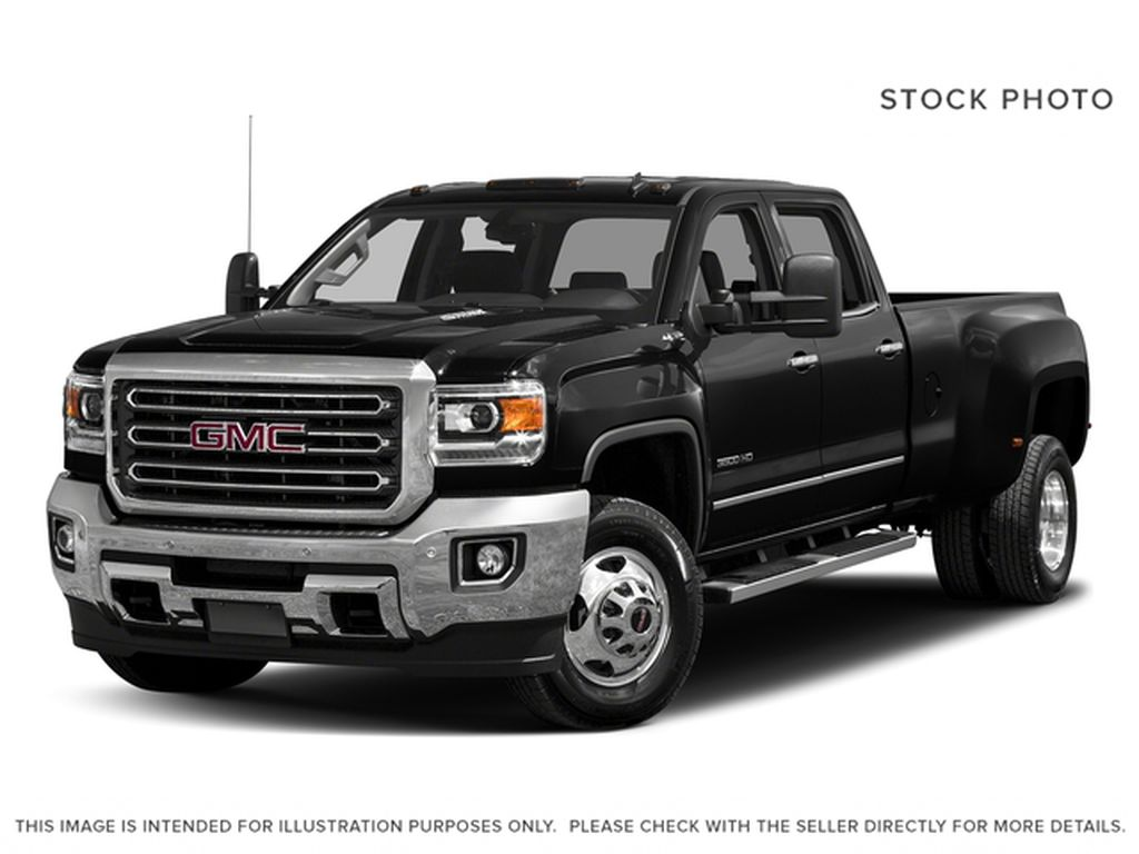 Black[Onyx Black] 2017 GMC Sierra 3500HD