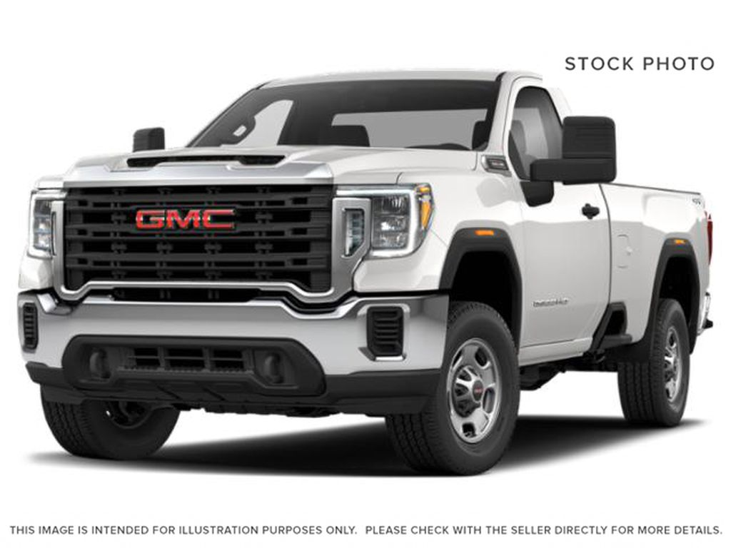 White[Summit White] 2019 GMC Sierra 2500HD