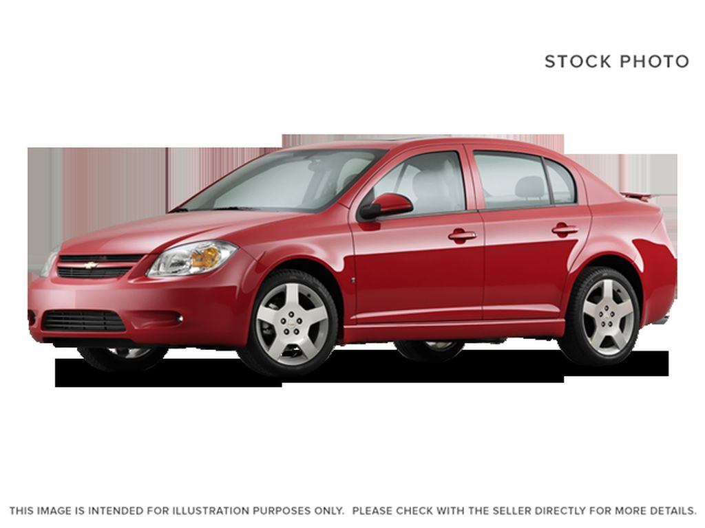 Gray[Slate Metallic] 2008 Chevrolet Cobalt