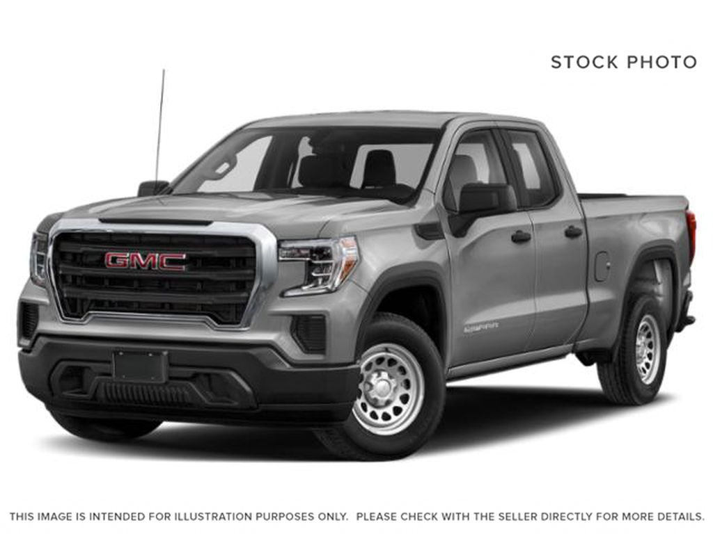 Silver[Quicksilver Metallic] 2020 GMC Sierra 1500