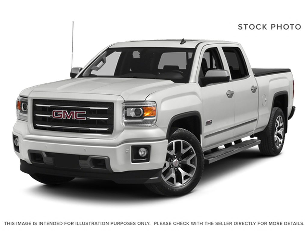 White[Summit White] 2014 GMC Sierra 1500