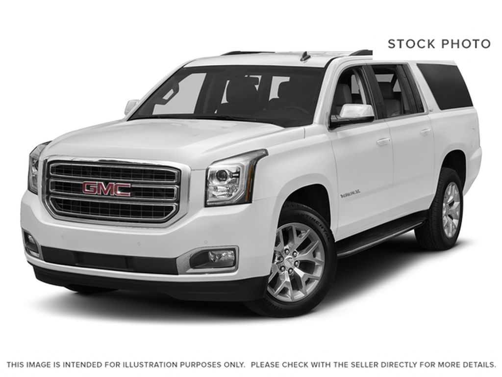 White[Summit White] 2017 GMC Yukon XL