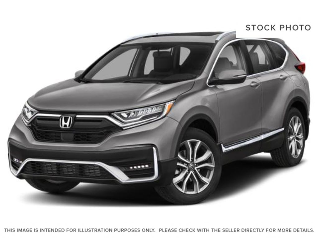 GREY NH-877P 2021 Honda CR-V