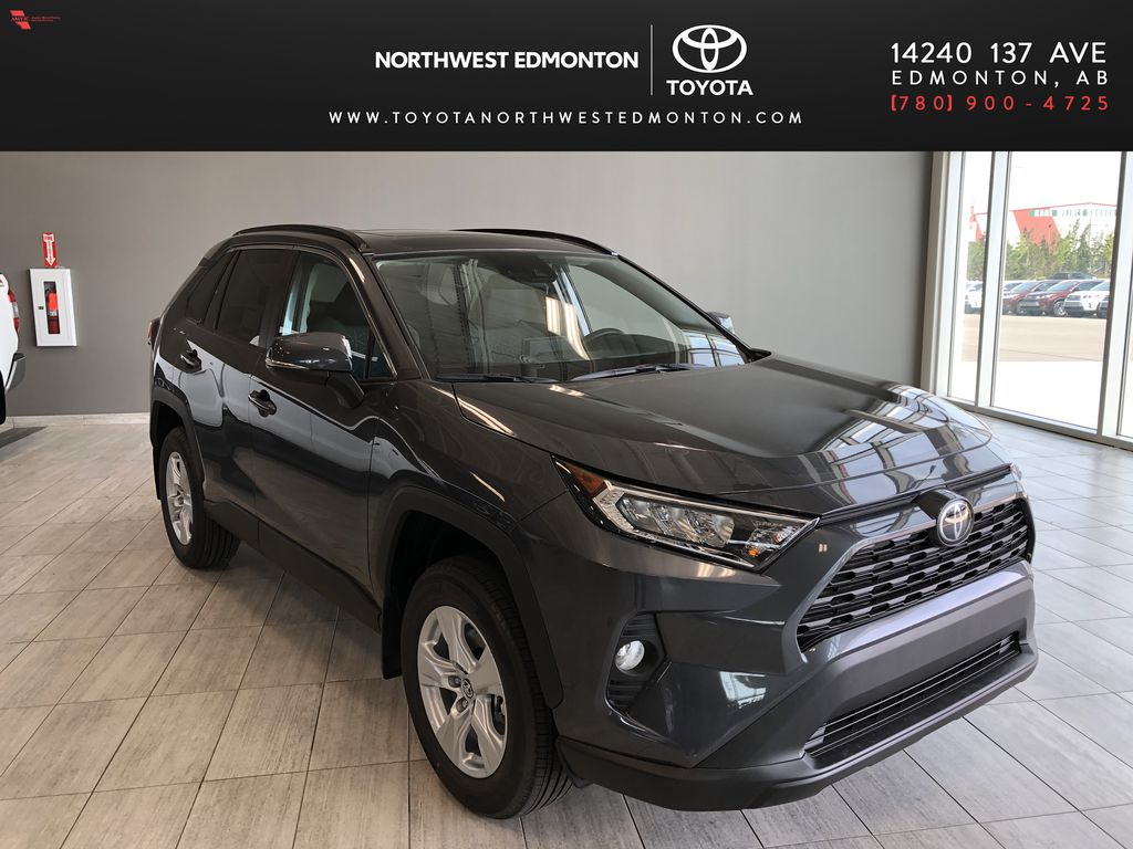 Magnetic Grey Metallic 2021 Toyota RAV4
