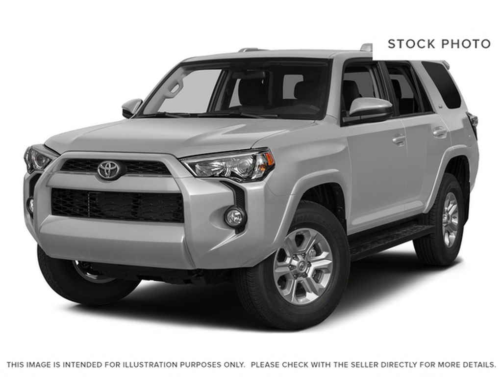 Silver[Classic Silver Metallic] 2015 Toyota 4Runner SR5 LEATHER SUNROOF / INCOMING UNIT CALL FOR PRICING