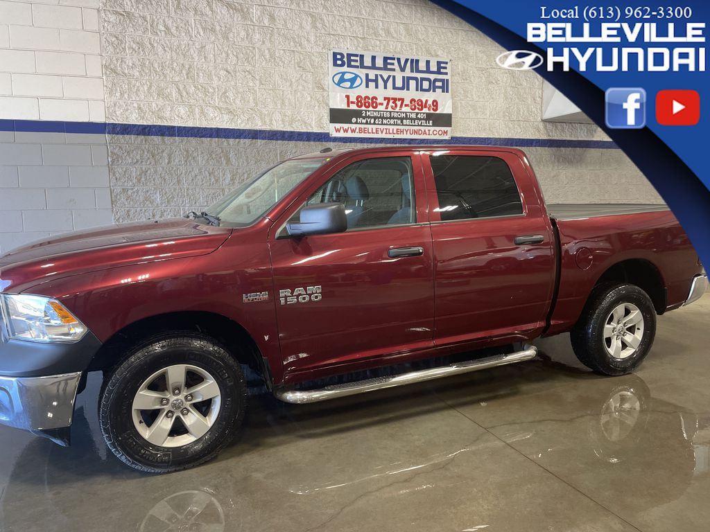 Red[Agriculture Red] 2017 Ram 1500