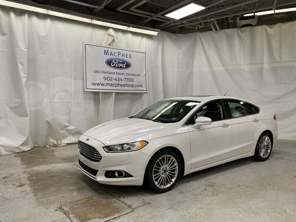 UNKNOWN 2016 Ford Fusion