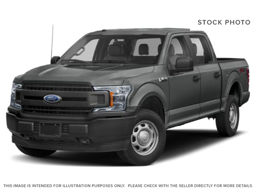 Gray[Abyss Grey] 2019 Ford F-150