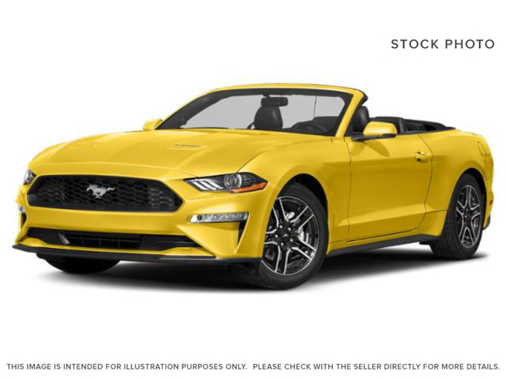 Yellow[Grabber Yellow] 2021 Ford Mustang