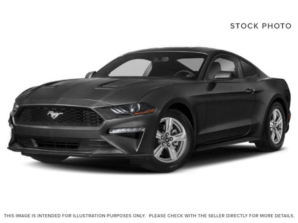 Gray[Carbonized Grey Metallic] 2021 Ford Mustang