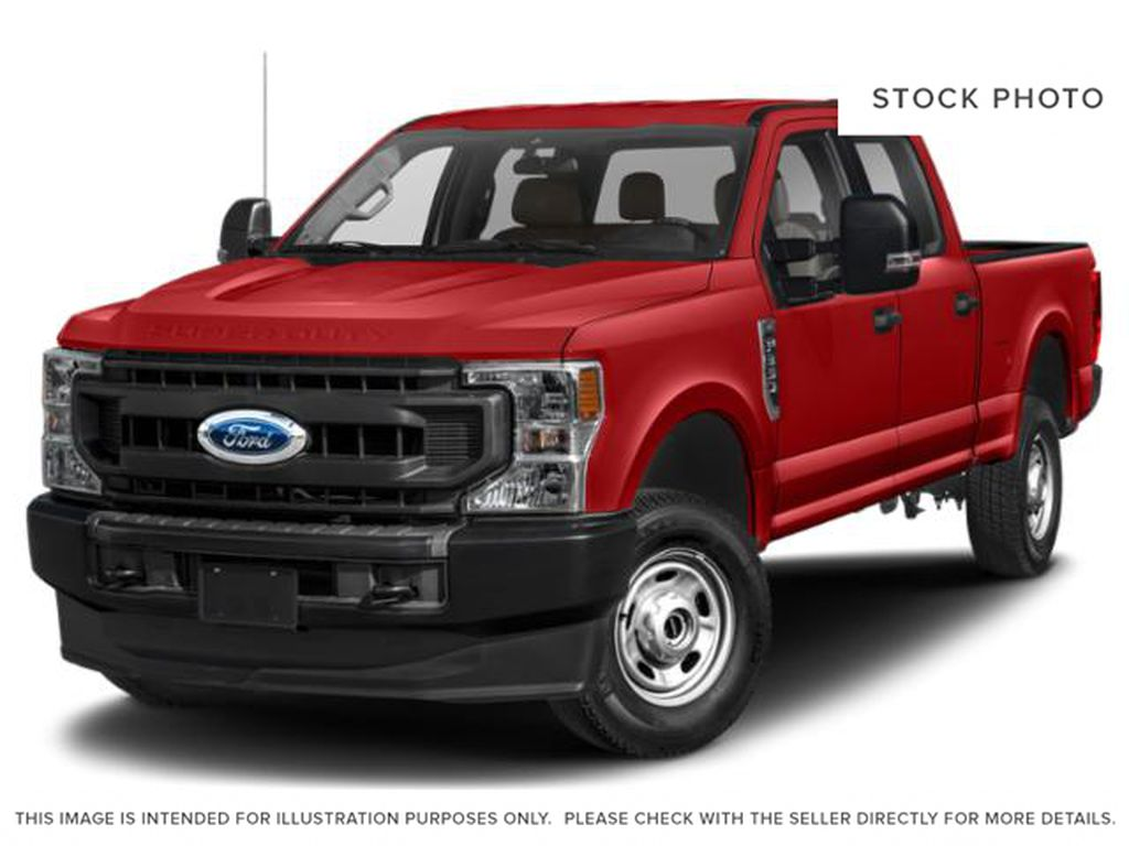 Red[Race Red] 2020 Ford Super Duty F-350 SRW