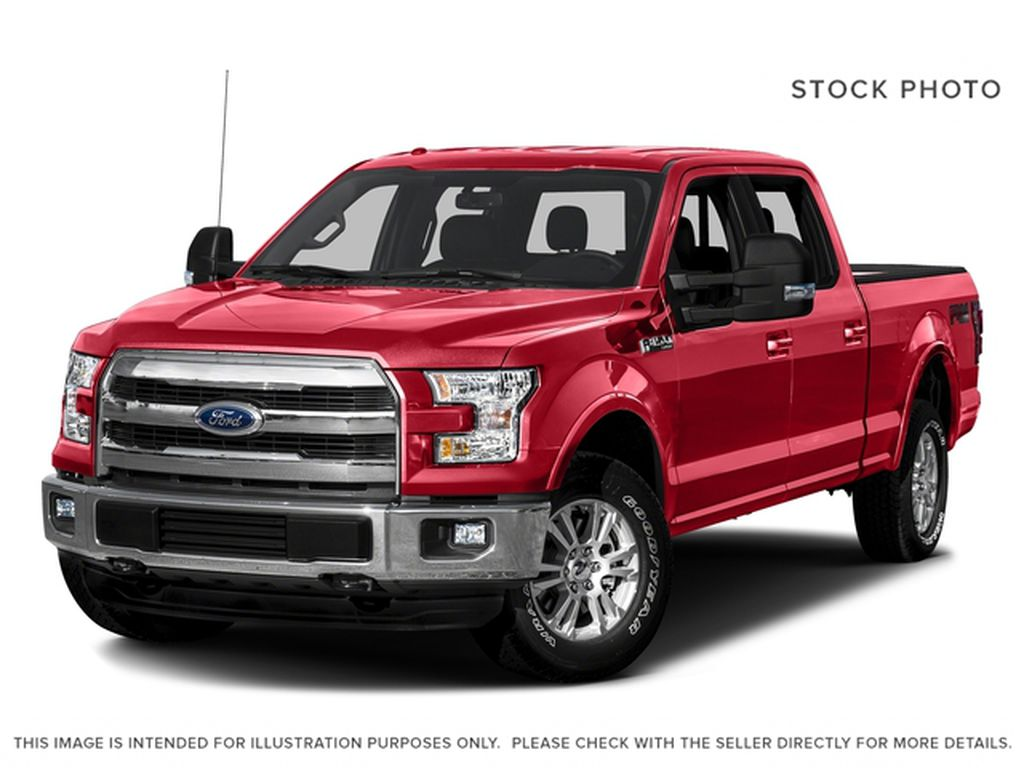 Red[Race Red] 2016 Ford F-150