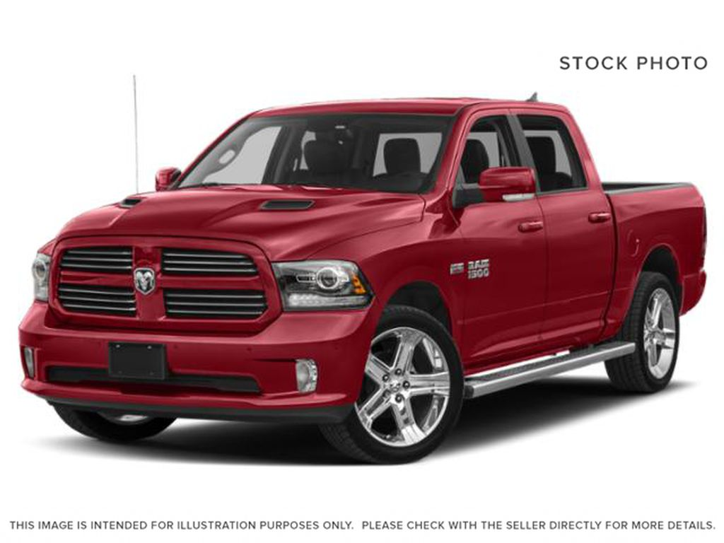 Red[Flame Red] 2018 Ram 1500