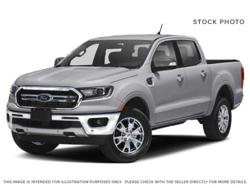 Silver[Iconic Silver Metallic] 2021 Ford Ranger