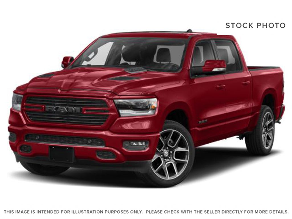 Red[Flame Red] 2019 Ram 1500