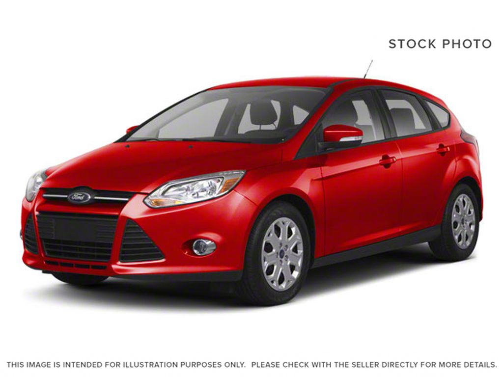 Red[Race Red] 2012 Ford Focus
