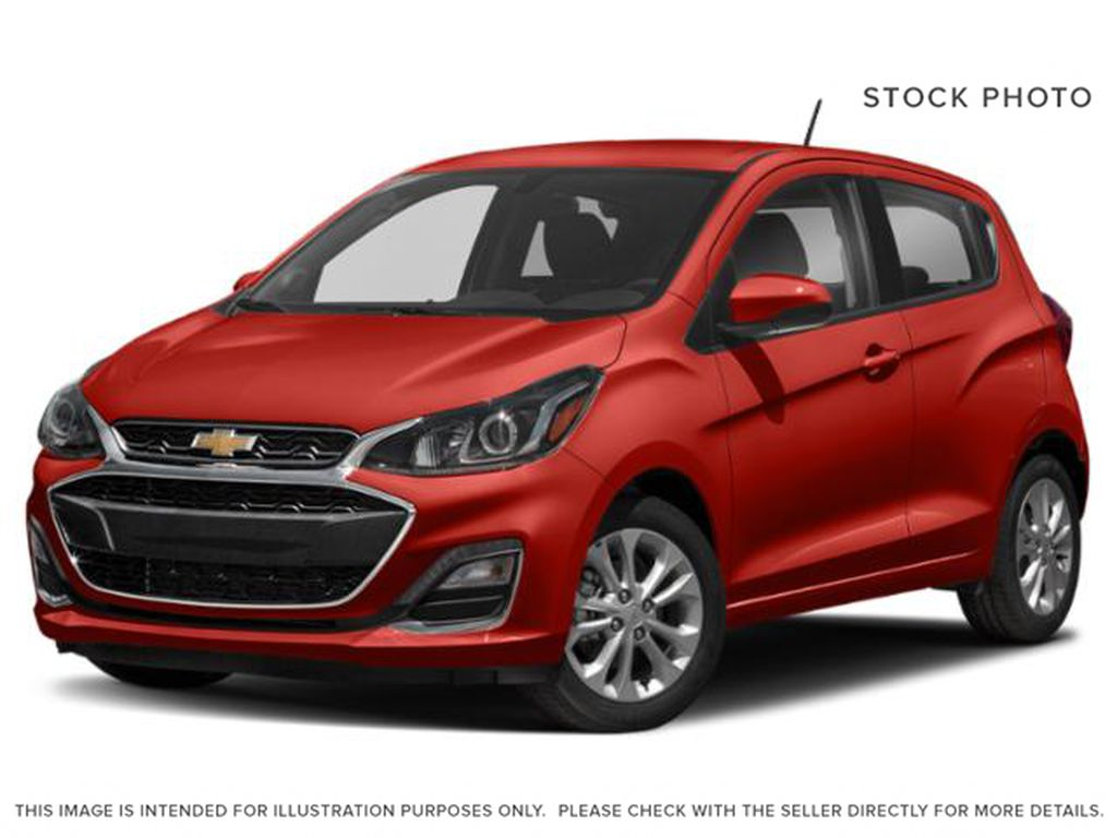 Red[Red Hot] 2021 Chevrolet Spark