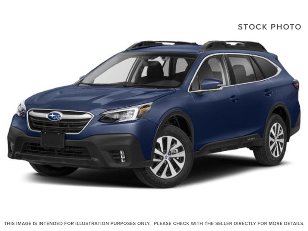 Blue[Abyss Blue Pearl] 2020 Subaru Outback