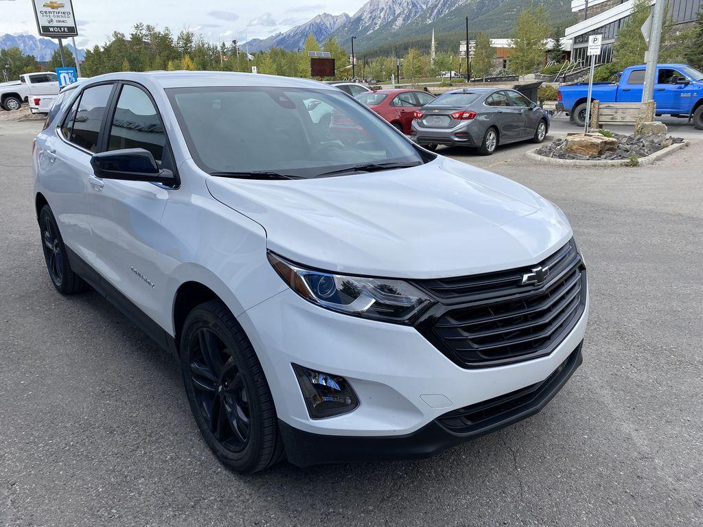 White[Summit White] 2021 Chevrolet Equinox 1LT