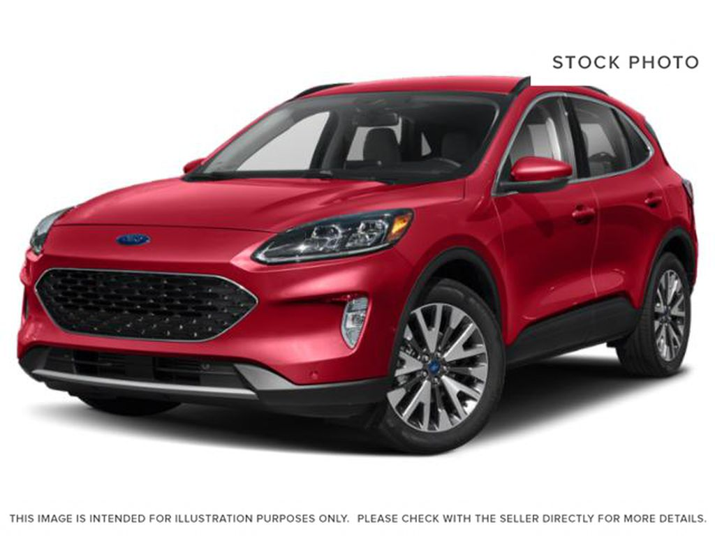 Red[Rapid Red Metallic Tinted Clearcoat] 2020 Ford Escape