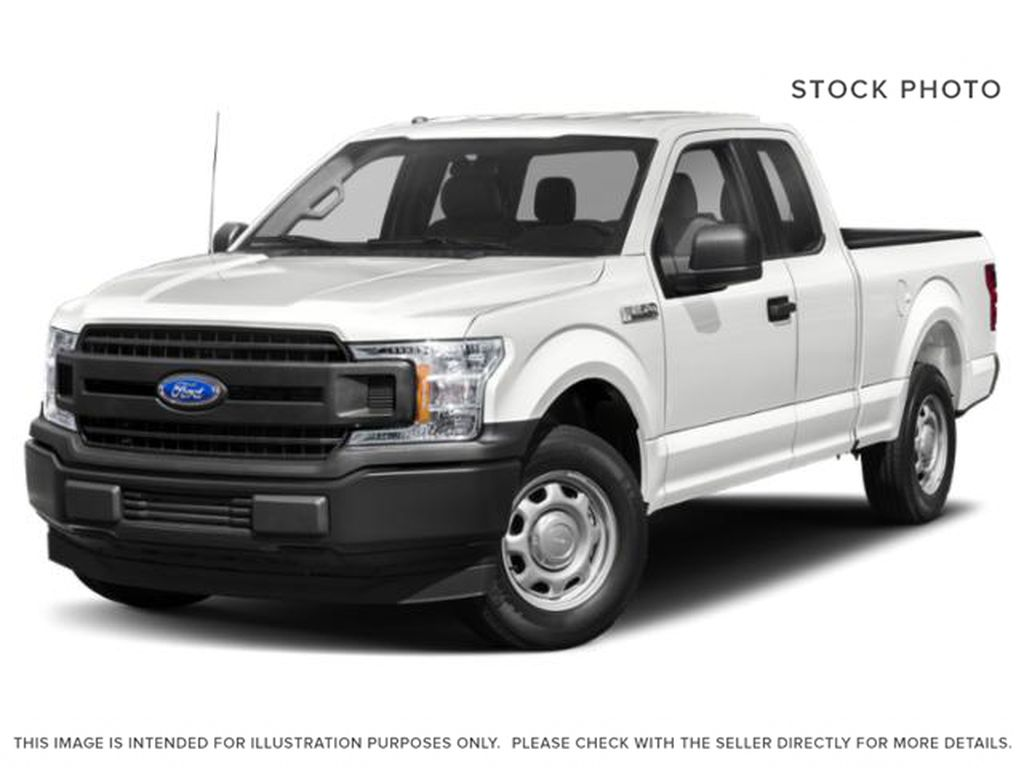 Brown 2019 Ford F-150