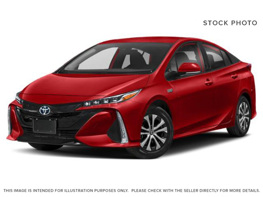 Red[Supersonic Red] 2022 Toyota Prius Prime