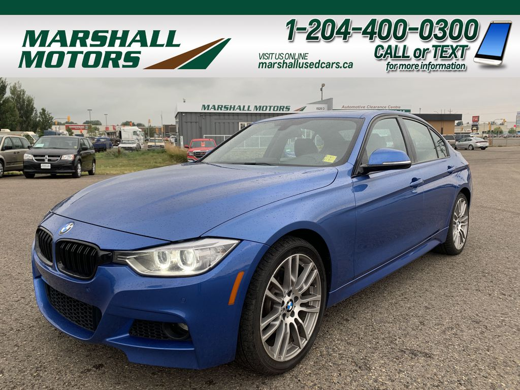 2015 BMW 3 Series 4dr Sdn 328i xDrive AWD South Africa *M Appearance*