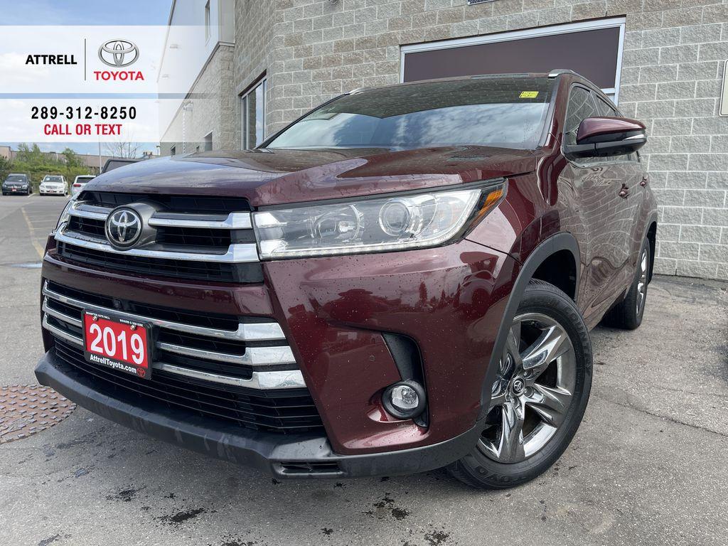 Red[Ooh La La Rouge Mica] 2019 Toyota Highlander