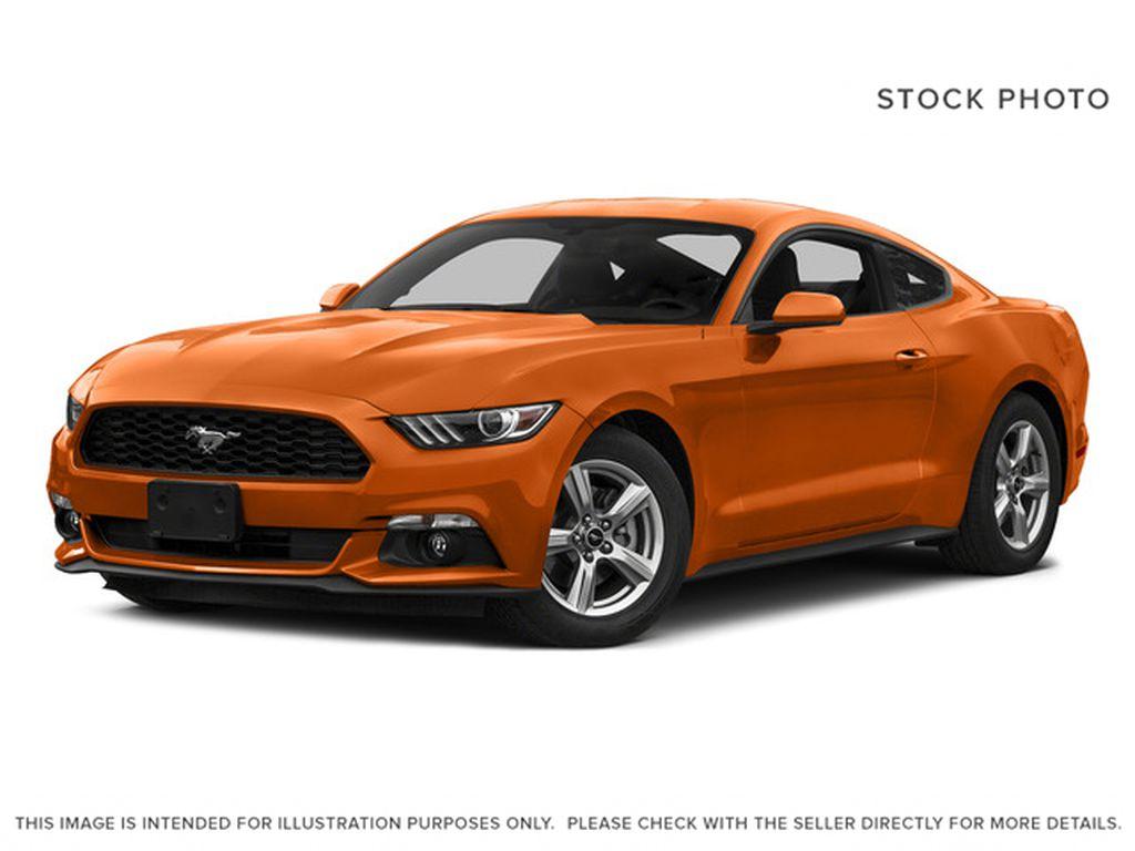 Orange[Competition Orange] 2015 Ford Mustang