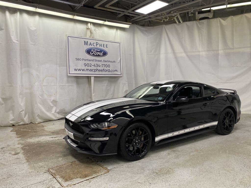 Black[Shadow Black] 2018 Ford Mustang