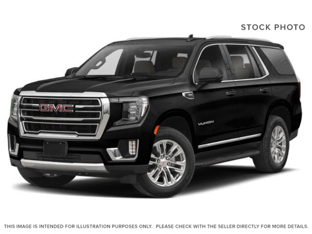 Onyx Black 2021 GMC Yukon