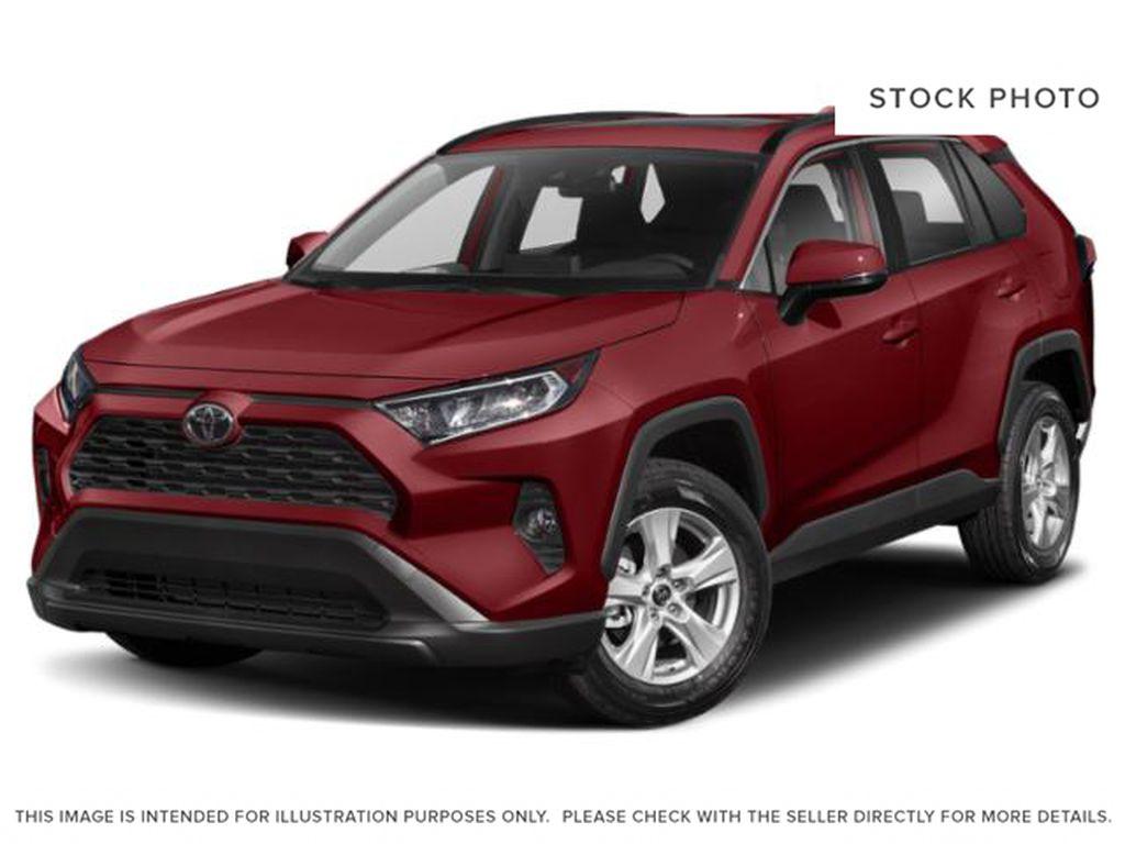 Red[Ruby Flare Pearl] 2021 Toyota RAV4