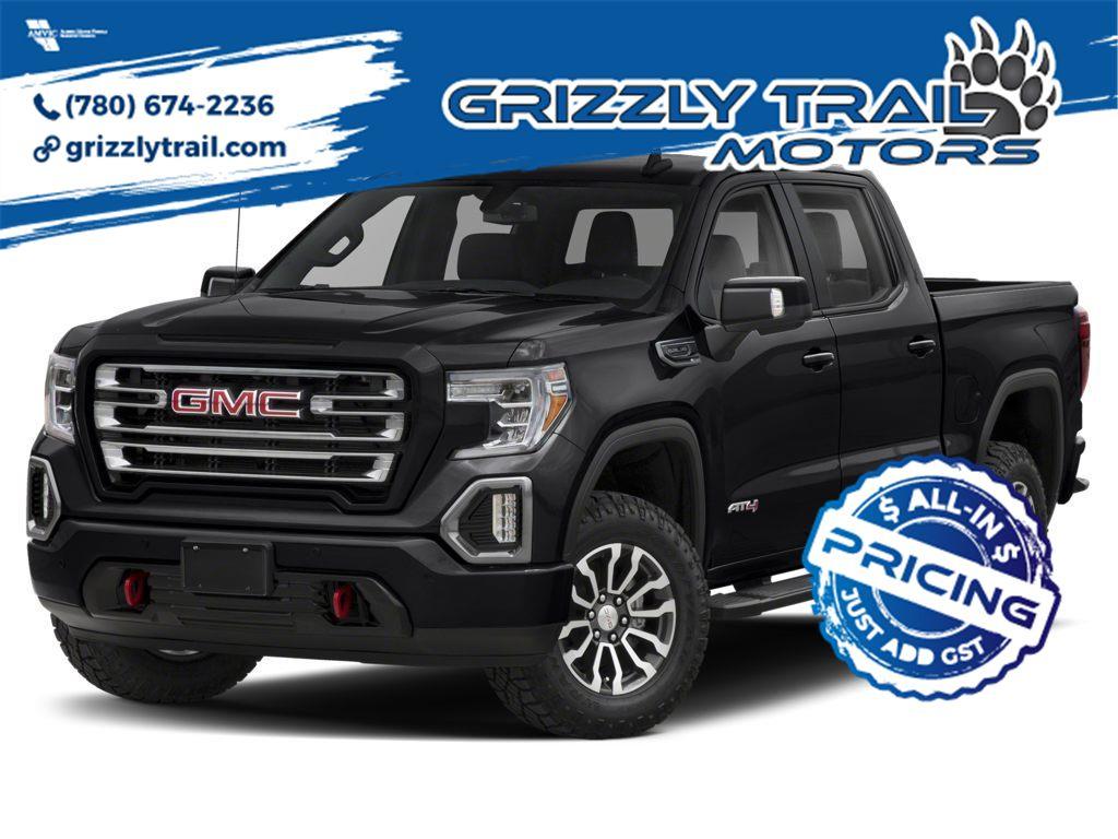Black 2021 GMC Sierra 1500