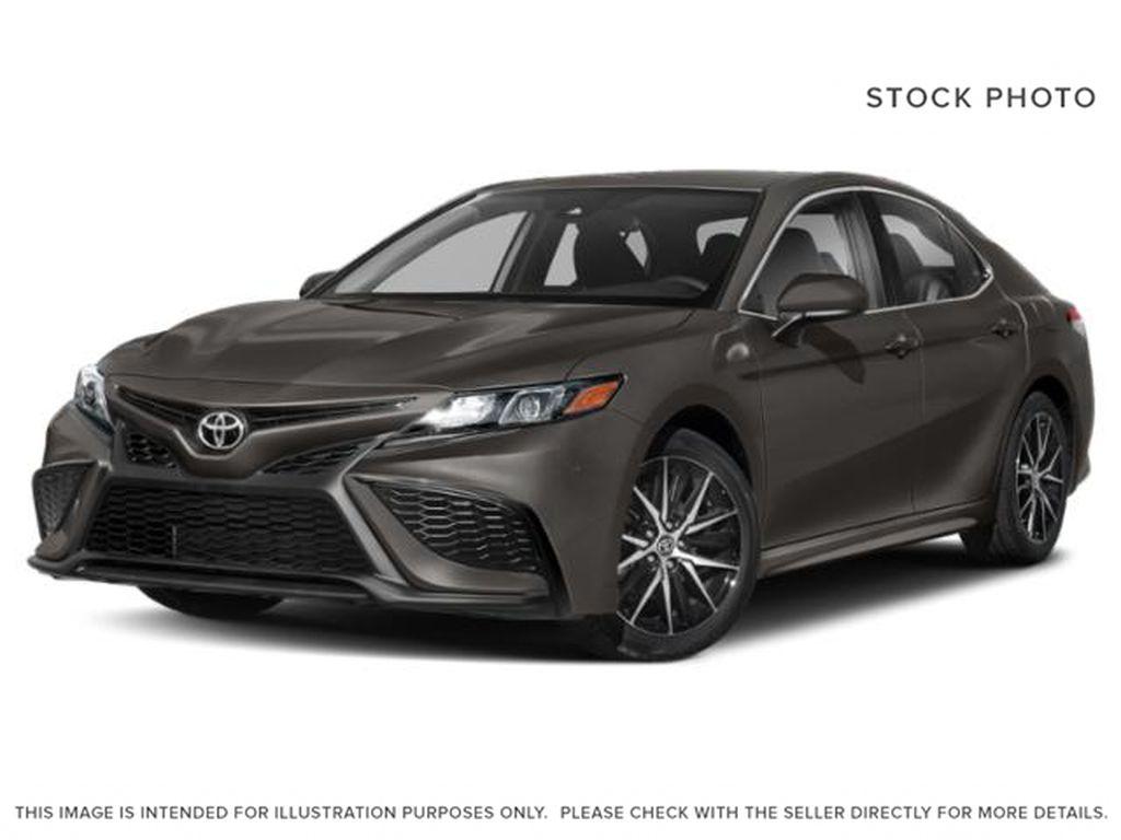 Gray[Pre-Dawn Grey Mica] 2021 Toyota Camry
