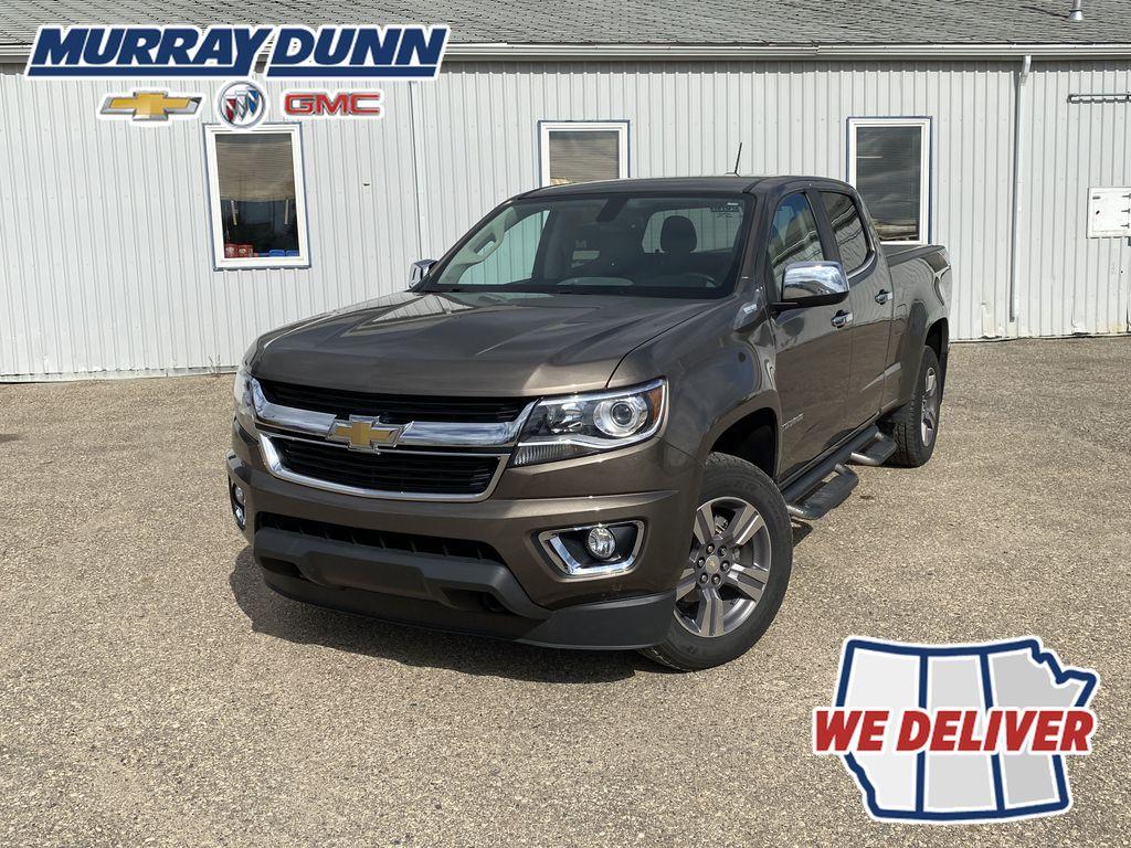 Brown[Brownstone Metallic] 2015 Chevrolet Colorado LT