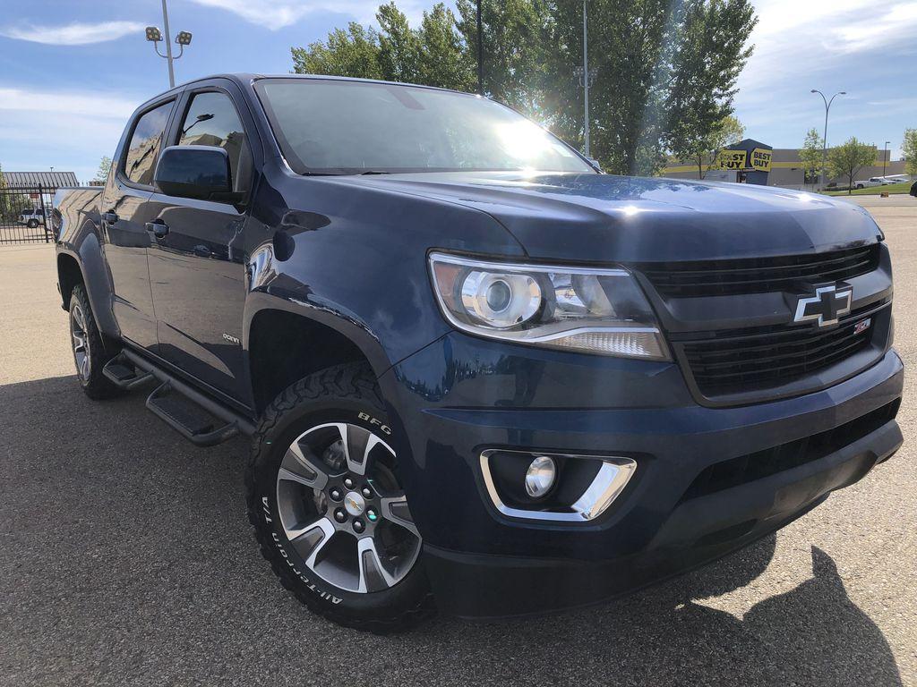 Blue[Pacific Blue Metallic] 2019 Chevrolet Colorado