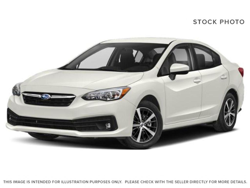 White[Crystal White Pearl] 2022 Subaru Impreza