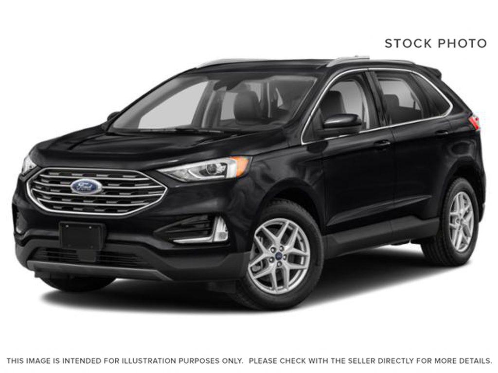Black[Agate Black] 2021 Ford Edge