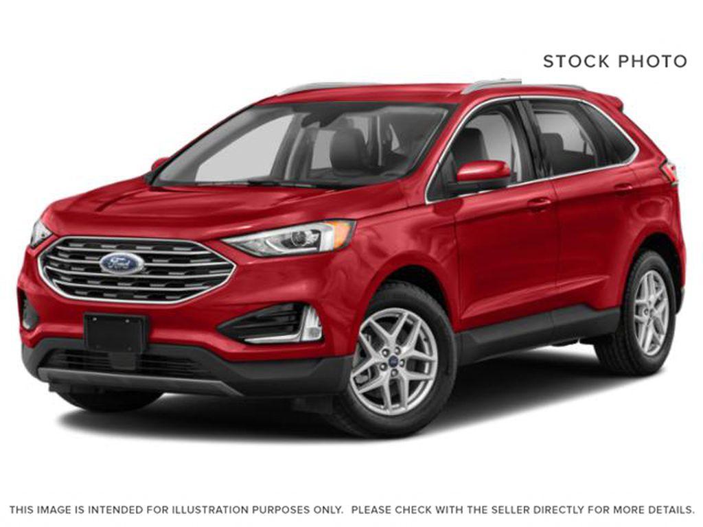 BURGUNDY VELVET MET TINTED CC 2021 Ford Edge